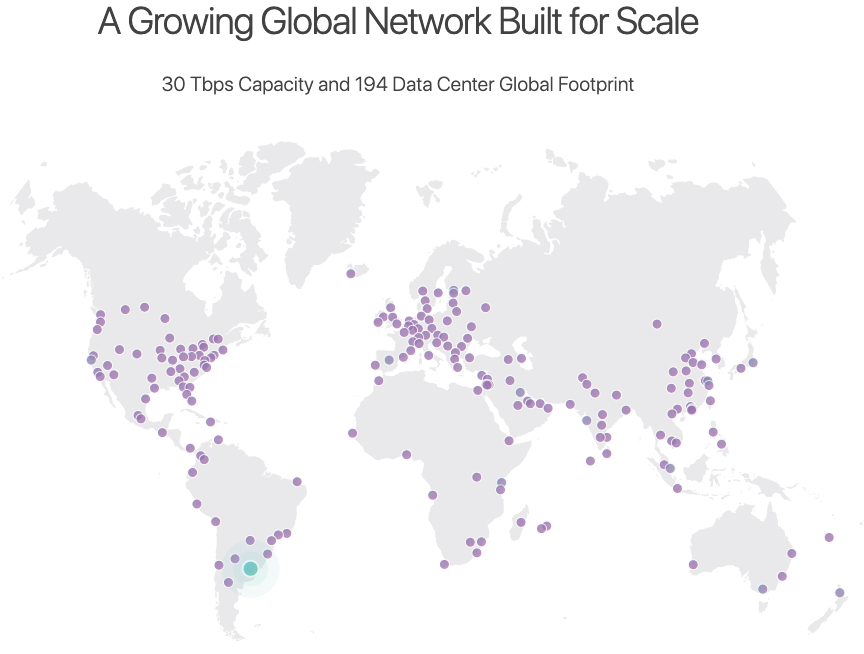 CloudFlare-globally